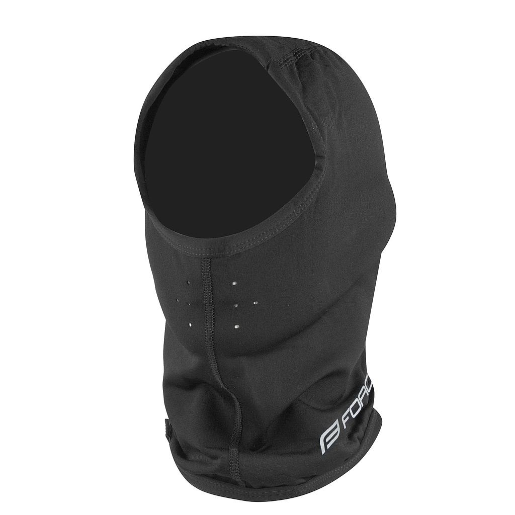 **FORCE WINTER MASK BLACK S-M