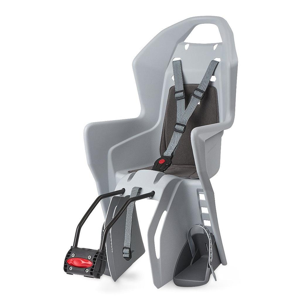 **POLISPORT KOOLAH CHILD SEAT LIGHT GREY