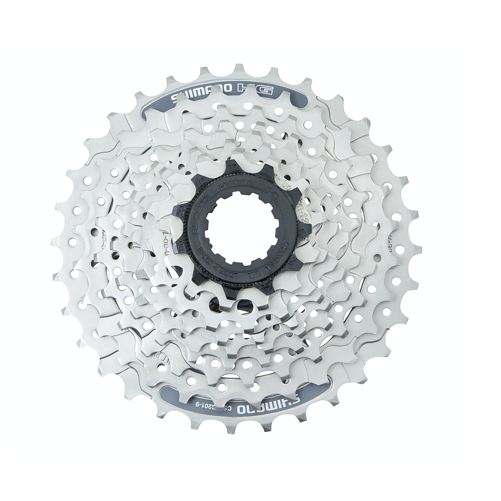 **SHIMANO ACERA 11-32 9 SPEED CASSETTE (BOXED)
