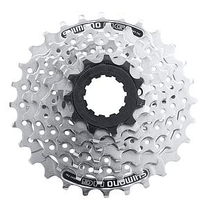 **SHIMANO 7 SPEED CASSETTE 11-28T (BOXED)