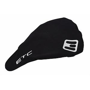 ETC WATERPROOF SADDLE COVER BLACK 68 X 118MM