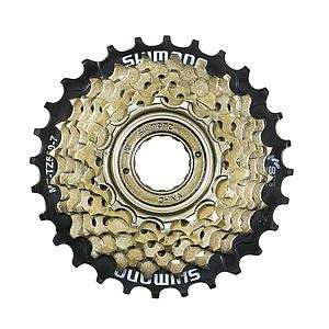 **SHIMANO 7 SPEED FREEWHEEL 14-28T