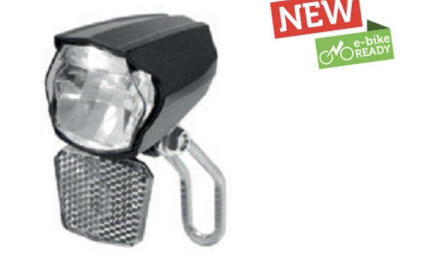 **  FRONT DYNAMO   LIGHT E-BIKE READY 6V-48V