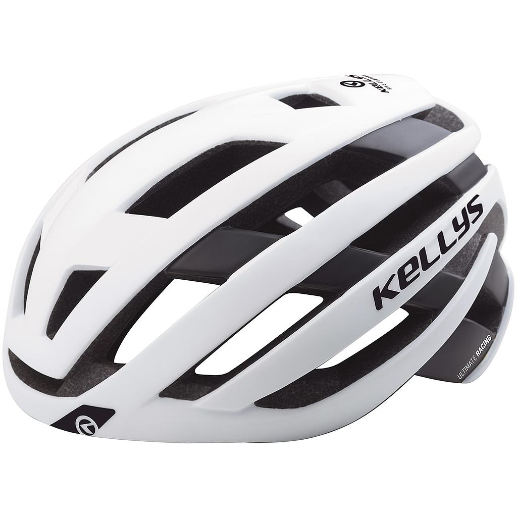 **KLS BY KELLYS RESULT HELMET WHITE  58-62 M/L