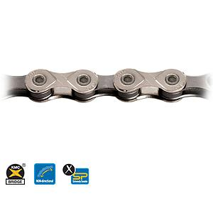 **KMC X10-93 10 SPEED CHAIN SILVER