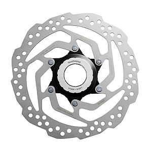 **SHIMANO DISC BRAKE ROTOR  SH SMRT54 CENTER LOCK 160 MM