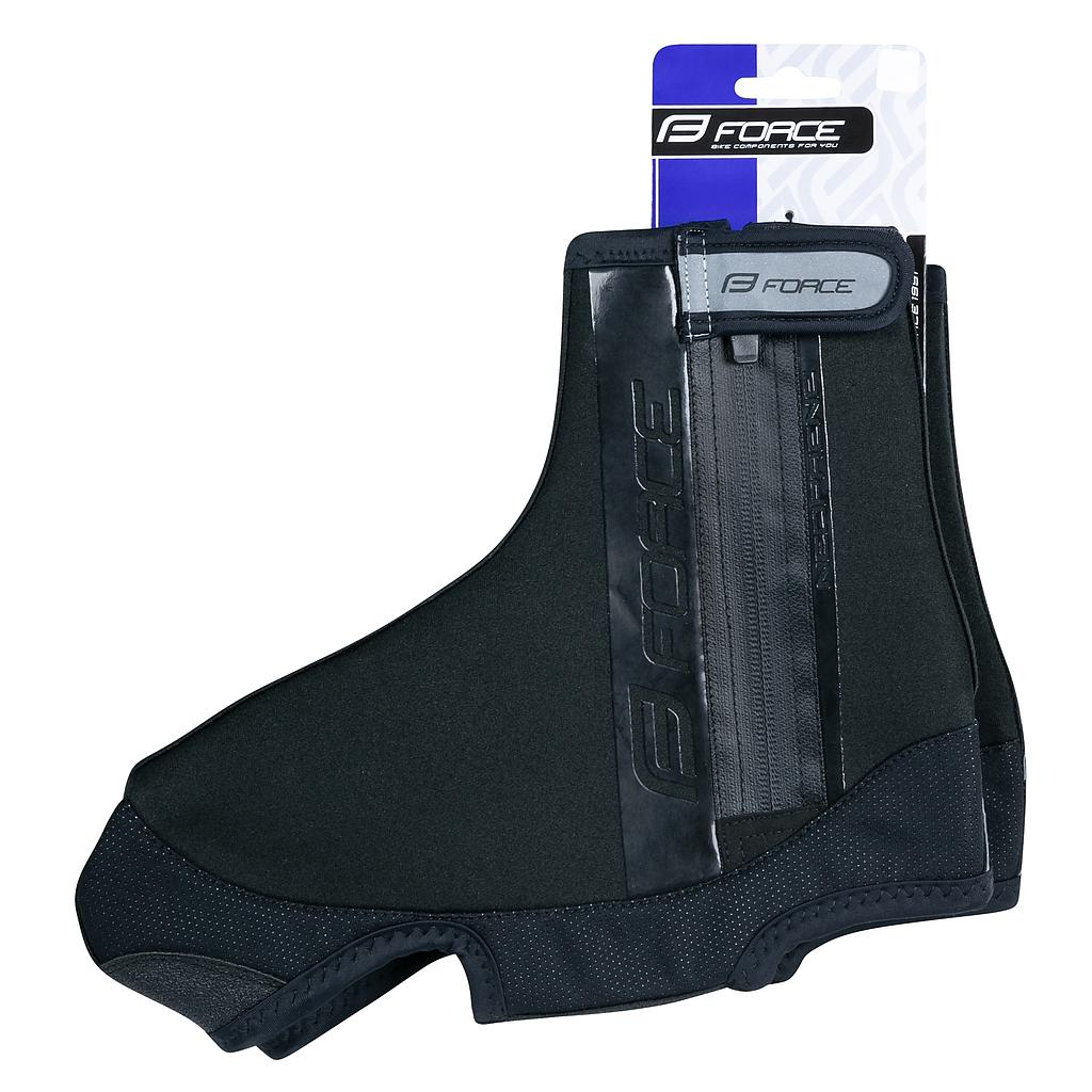 **FORCE NEOPRENE, SHOE COVERS SMALL BLACK